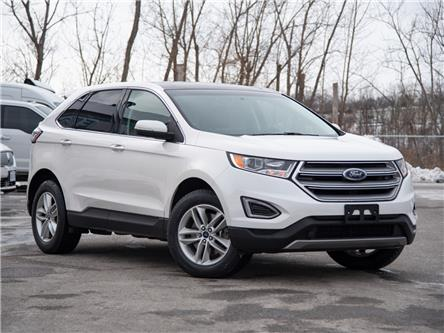 2016 Ford Edge SEL (Stk: 20EX249TX) in St. Catharines - Image 1 of 25