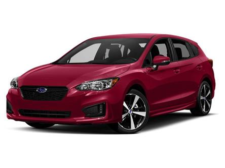2018 Subaru Impreza Sport-tech (Stk: 15201ASZ) in Thunder Bay - Image 1 of 9