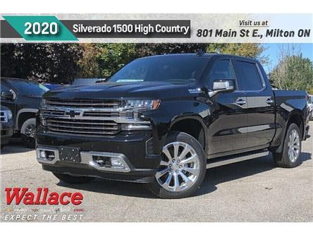 2020 Chevrolet Silverado 1500 High Country (Stk: 134029) in Milton - Image 1 of 15