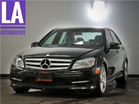 2011 Mercedes-Benz C-Class Base (Stk: 3302-1) in North York - Image 1 of 28
