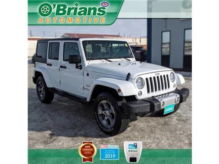 2018 Jeep Wrangler JK Unlimited Sahara (Stk: 13332A) in Saskatoon - Image 1 of 21
