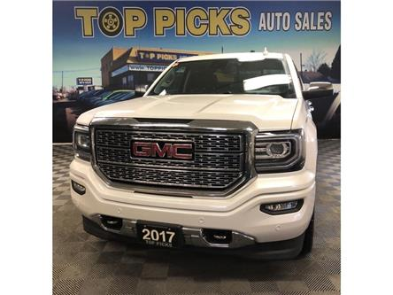 2017 GMC Sierra 1500 Denali (Stk: 504618) in NORTH BAY - Image 1 of 29
