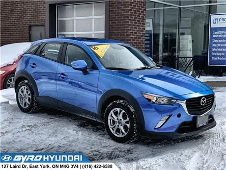 2016 Mazda CX-3 GS (Stk: H5645) in Toronto - Image 1 of 30