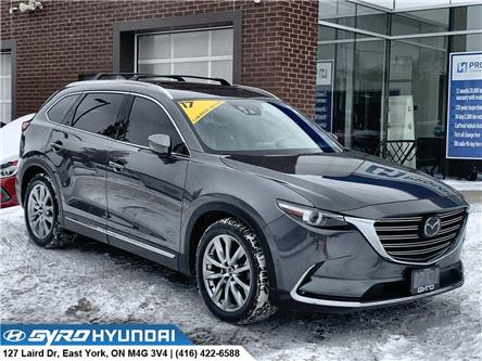 2017 Mazda CX-9 Signature (Stk: H5642) in Toronto - Image 1 of 30