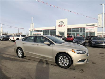 2017 Ford Fusion S (Stk: 200265A) in Calgary - Image 1 of 26