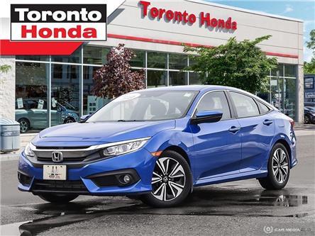 2016 Honda Civic Sedan EX-T (Stk: H40073P) in Toronto - Image 1 of 27
