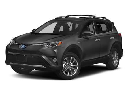 2018 Toyota RAV4 Hybrid Limited (Stk: A30431) in Sarnia - Image 1 of 3