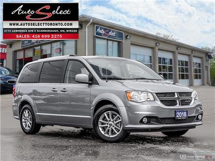2018 Dodge Grand Caravan 7 Passenger (Stk: 1V7DM71) in Scarborough - Image 1 of 28