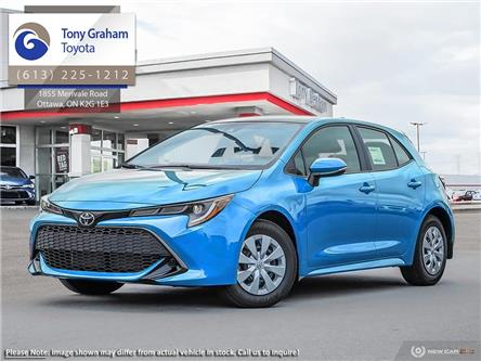2020 Toyota Corolla Hatchback Base (Stk: 59224) in Ottawa - Image 1 of 23