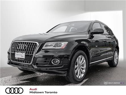 2016 Audi Q5 2.0T Progressiv (Stk: P7727) in Toronto - Image 1 of 25