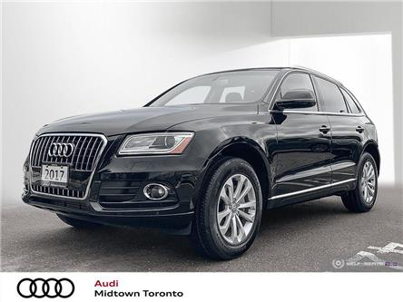 2017 Audi Q5 2.0T Progressiv (Stk: P7783) in Toronto - Image 1 of 25