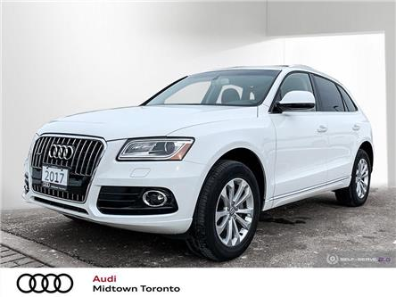 2017 Audi Q5 2.0T Progressiv (Stk: P7809) in Toronto - Image 1 of 25