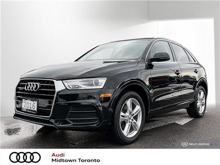 2016 Audi Q3 2.0T Progressiv (Stk: P7810) in Toronto - Image 1 of 25