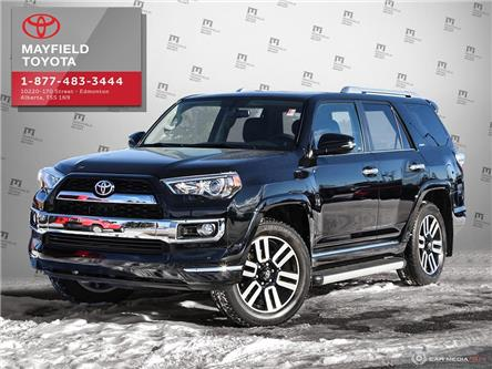 2019 Toyota 4Runner SR5 (Stk: M000855A) in Edmonton - Image 1 of 20