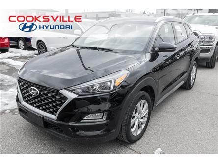 2019 Hyundai Tucson Preferred (Stk: H8120PR) in Mississauga - Image 1 of 15