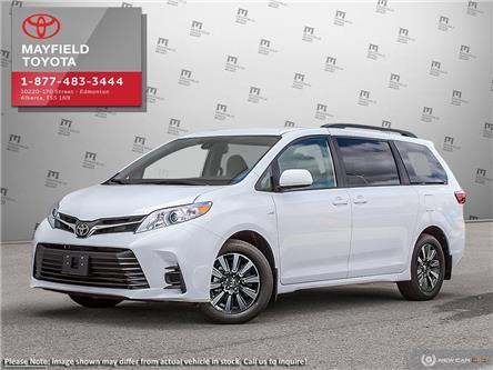 2020 Toyota Sienna LE 7-Passenger (Stk: M001097) in Edmonton - Image 1 of 24
