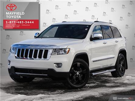 2012 Jeep Grand Cherokee Limited (Stk: M000416A) in Edmonton - Image 1 of 20