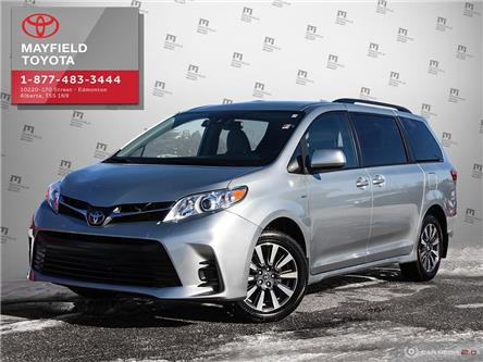 2020 Toyota Sienna LE 7-Passenger (Stk: M000255A) in Edmonton - Image 1 of 20