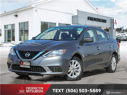 2016 Nissan Sentra 1.8 SV (Stk: 191147A) in Fredericton - Image 1 of 22