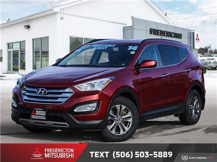 2014 Hyundai Santa Fe Sport 2.0T Premium (Stk: 191285A) in Fredericton - Image 1 of 23