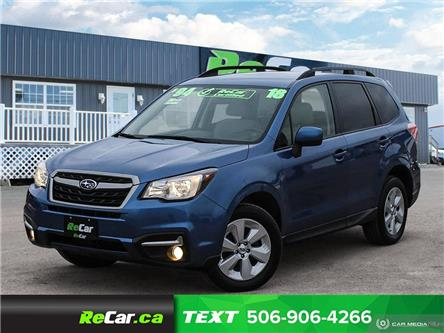 2018 Subaru Forester 2.5i Convenience (Stk: 191190E) in Fredericton - Image 1 of 22