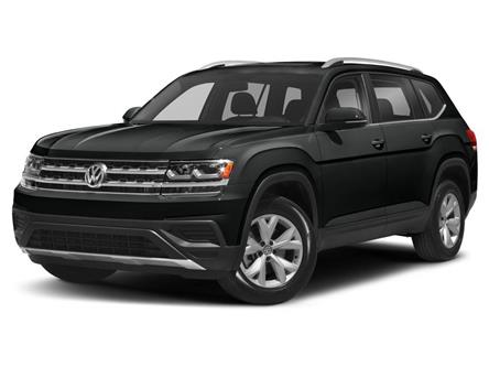 2019 Volkswagen Atlas 3.6 FSI Highline (Stk: W1556) in Toronto - Image 1 of 9