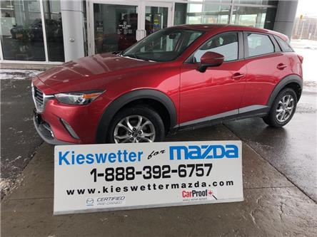 2016 Mazda CX-3  (Stk: U3955) in Kitchener - Image 1 of 28