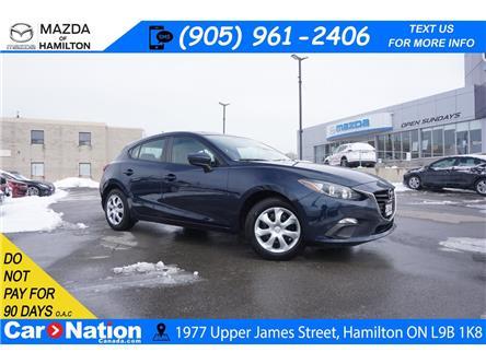 2016 Mazda Mazda3 Sport GX (Stk: HU1058) in Hamilton - Image 1 of 35
