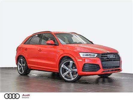 2016 Audi Q3 2.0T Technik (Stk: 53159A) in Ottawa - Image 1 of 21
