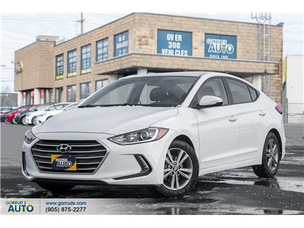 2017 Hyundai Elantra GL (Stk: 136079) in Milton - Image 1 of 17