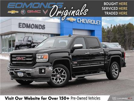 2015 GMC Sierra 1500 SLT (Stk: 9612A) in Huntsville - Image 1 of 30