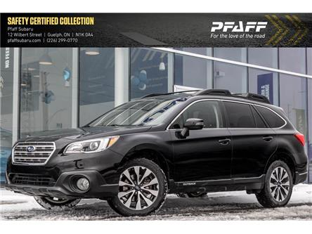 2016 Subaru Outback 2.5i Limited Package (Stk: SU0178) in Guelph - Image 1 of 22
