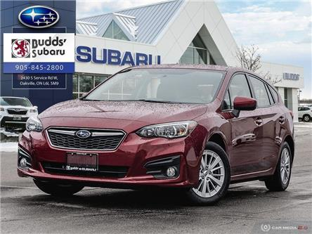2017 Subaru Impreza Touring (Stk: X20062A) in Oakville - Image 1 of 30
