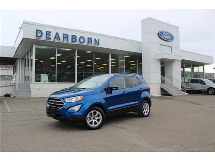 2018 Ford EcoSport FWD SE (Stk: PK045A) in Kamloops - Image 1 of 32