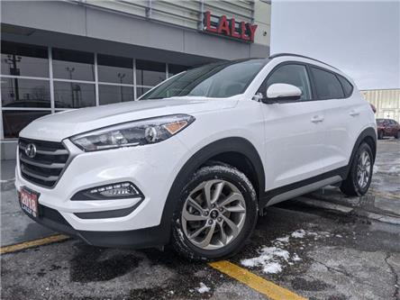 2018 Hyundai Tucson SE 2.0L (Stk: K3923) in Chatham - Image 1 of 23