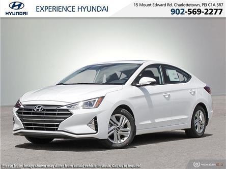 2020 Hyundai Elantra Preferred w/Sun & Safety Package (Stk: N492) in Charlottetown - Image 1 of 23