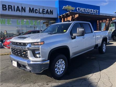 2020 Chevrolet Silverado 3500HD LT (Stk: M5087-20) in Courtenay - Image 1 of 25