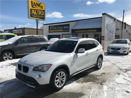 2012 BMW X1 xDrive28i (Stk: 75750) in Etobicoke - Image 1 of 16