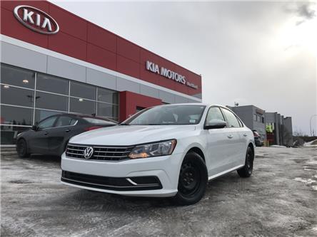 2018 Volkswagen Passat 2.0 TSI Trendline+ (Stk: 9PT8354A) in Calgary - Image 1 of 20