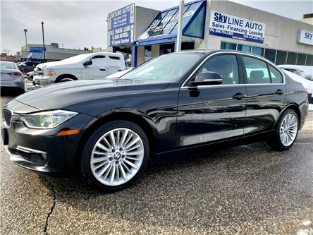 2013 BMW 328i xDrive (Stk: ) in Concord - Image 1 of 23