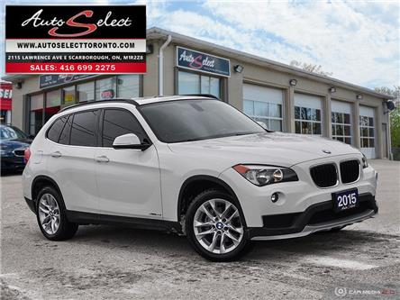 2015 BMW X1 xDrive28i (Stk: R1X213M) in Scarborough - Image 1 of 28