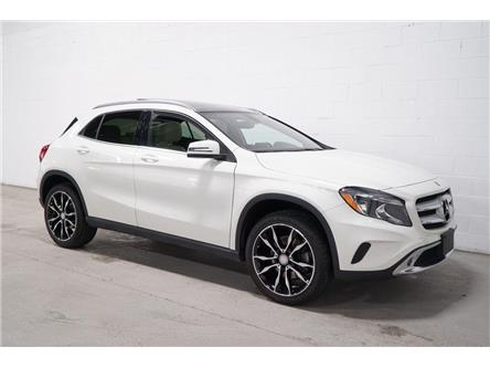 2016 Mercedes-Benz GLA-Class Base (Stk: 258232) in Vaughan - Image 1 of 29