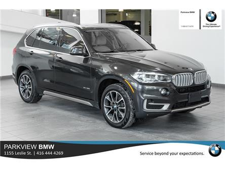 2015 BMW X5 xDrive35i (Stk: 302687A) in Toronto - Image 1 of 22