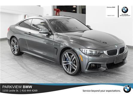 2018 BMW 440i xDrive (Stk: 41497A) in Toronto - Image 1 of 22