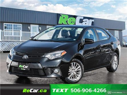 2015 Toyota Corolla LE (Stk: 200418A) in Fredericton - Image 1 of 23