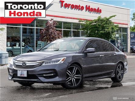 2016 Honda Accord Sedan Touring (Stk: H40062A) in Toronto - Image 1 of 27