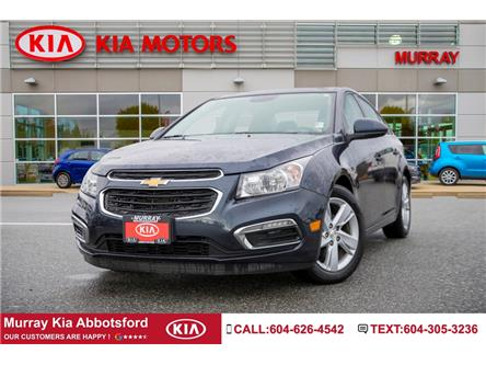 2015 Chevrolet Cruze DIESEL (Stk: M1553) in Abbotsford - Image 1 of 24