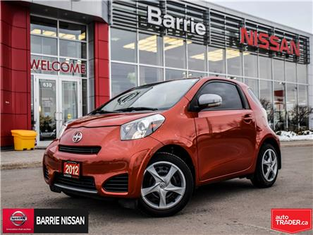 2012 Scion iQ Base (Stk: 19782B) in Barrie - Image 1 of 24
