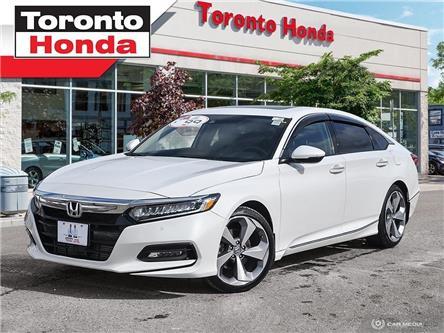 2018 Honda Accord Sedan Touring (Stk: H40068A) in Toronto - Image 1 of 27