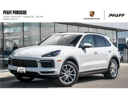 2019 Porsche Cayenne  (Stk: P14189) in Vaughan - Image 1 of 22